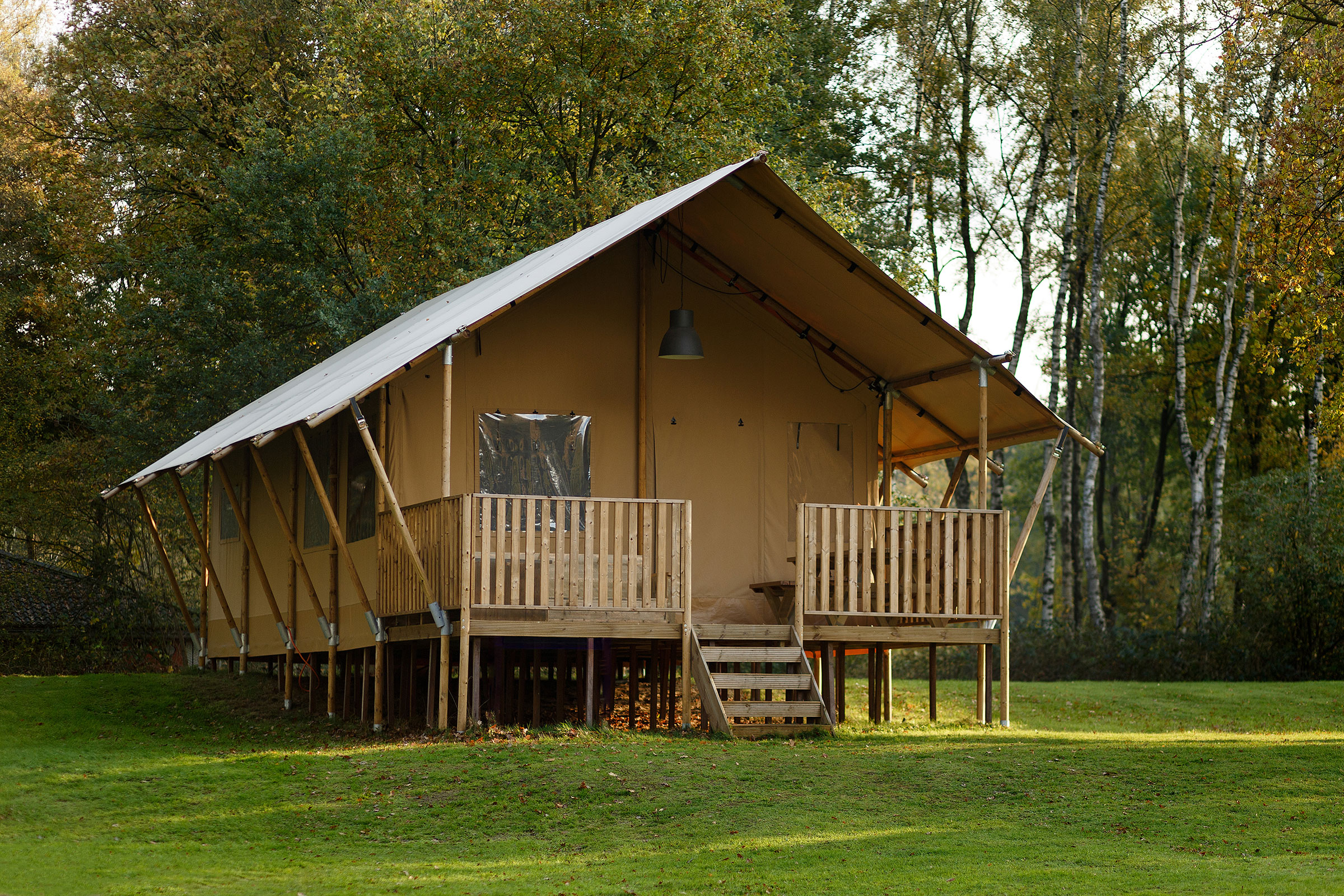 Luxe Lodgetent Pauw Plus